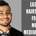 Super-Easy-Hairstyles-For-Medium-Hair-2018-Medium-Fade-Thin-Hair-For-School-Student-Casual