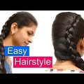 Super-Easy-Hairstyles-for-2018-Simple-six-Step-Hairstyles-for-Girls-hairstyle-tutorial-2018