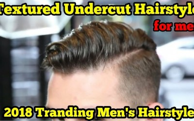 Textured-Undercut-Hairstyle-Popular-Hairstyle-For-Men-2018Lionel-Messi-hairstyle
