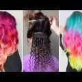 Top-30-Beautiful-Hairstyles-Tutorials-for-Long-Hair-Easy-Hair-Color-Transformation-2018