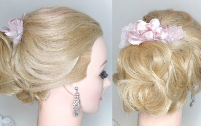 Wedding-Hairstyle-Bun-Updo-Hairstyle-For-Long-Hair