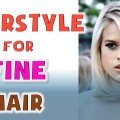 Women-and-Girls-Hairstyle-For-Fine-Hair