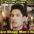 tranding-medium-volume-quiff-hairstyle-for-men-201819-long-Face-Shape
