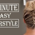 1-minute-Easy-hairstyles-for-school-hairstyle-for-short-hair-2018-Hairstyle-tutorial