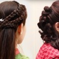 2-Awesome-Easy-Hairstyles-for-Function-or-Wedding-Beautiful-Hairstyles-2018-Everyday-Hairstyle