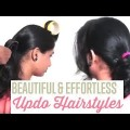 2-Beautiful-Simple-Hairstyles-for-Medium-Hair-Easy-WEdding-Hairstyles-New-Updos-2018.