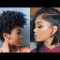 2018-Short-Spring-and-Summer-Hairstyles-For-Black-Women