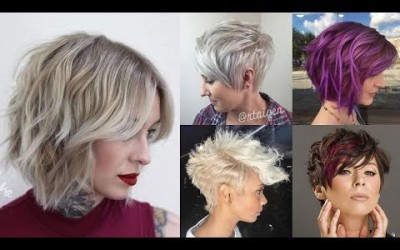 25-Top-Bob-and-Short-Pixie-Hairstyles-Haircuts-for-Women-in-2018