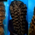 5-Easy-Hairstyles-For-Long-HairAmazing-Bridal-Hairstyles-Tutorial-Peinados-para-nias-2018