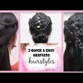Best-Half-crown-braid-hairstyle-tutorials-New-hairstyles-videos-2018