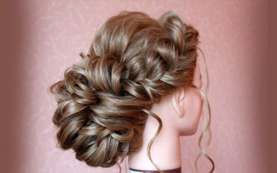 Bridal-hairstyle-for-long-hair-tutorial