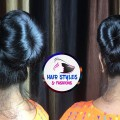 Bun-Hairstyle-Donut-Bun-Hair-Style-Bridal-New-Trendy-Hairstyle-Hairstyles-And-Fashions