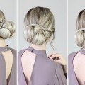 EASIEST-Updo-Ever-Super-simple-for-long-medium-short-hair-Hairstyles-Collection