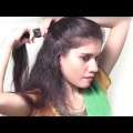 EASY-LAZY-Self-HAIRSTYLES-CUTE-EVERYDAY-HAIRSTYLE-YouTube-2018
