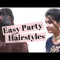 Easy-Holiday-Party-Hairstyles-Hair-Tutorial-YouTube-2018