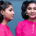 Easy-Ponytails-For-SchoolCollege-Girls-Quick-and-Simple-School-Hairstyles-Hairstyle-Videos