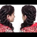 Gorgeous-french-braid-Party-HairStyles-For-Medium-To-Long-Hair-hairstyles-tutoriels-2018