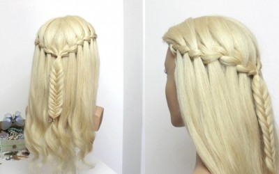 Hairstyle-For-Long-Hair.-Waterfall-and-Fishtail-Braids-RS-Club-