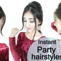 How-to-quick-and-easy-Party-hairstyles-long-hair-hairstyle-for-Party-hairstyle