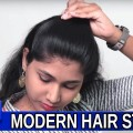 Ladies-Hair-style-step-by-step-SumanTv-women-13