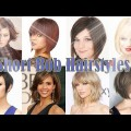 Layered-Short-Bob-Haircuts-with-Bangs-and-Hair-Color-Ideas-for-Short-Hair