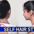 Make-Your-Hairstyle-Very-Beautyful-In-2-Minutes