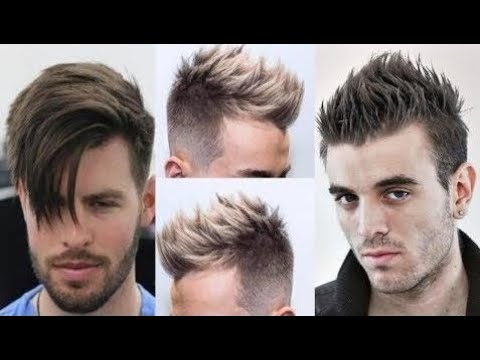Mens New Trendy Hairstyles 2018 Most Popular Haircuts For Men 2018