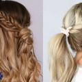 Quick-And-Easy-Hairstyles-Hairstyle-Tutorial-Compilation-For-Beginners-Part-7