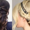Quick-And-Easy-Hairstyles-Hairstyle-Tutorial-Compilation-For-Beginners-Part-9