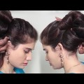 Quick-Easy-Braidal-Bun-Hairstyles-For-Medium-Long-Hair-EASY-Summer-Updo-Hairstyles