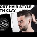 SHORT-HAIR-STYLE-WITH-CLAY-CLASSIC-MENS-HAIR-STYLE-HAIRSTYLE-STYLING-TUTORIAL-FOR-MEN