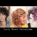 Short-Curly-Hairstyles-for-Round-Faces-Black-Women-2018