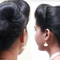 Side-Bun-Hairstyles-Twin-Bun-Hairstyles-Perfect-bun-hairstyles-Updo-hairstyles-Tutorial-videos
