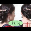 The-best-braided-bun-hairstyles-step-by-step-Tutorial-Simple-bun-hair-styles-2018.