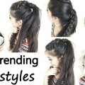Top-Trending-Hairstyles-for-Girls-and-Womens-DIY-HAIRSTYLES-For-Medium-and-Long-Hair