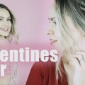 Valentines-Day-Hairstyles-for-Long-and-Short-Hair-KayleyMelissa
