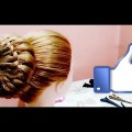 beautiful-bun-hairstyle-for-long-medium-hair