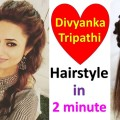 wedding-hairstyle-inspired-by-divianka-tripathi-new-hairstyle-hair-style-girl-hairstyles