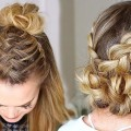 10-CUTE-EASY-Braid-Hairstyles-Most-Beautiful-Braid-Hairstyles-2018-How-To-Braid-For-Own-Hair