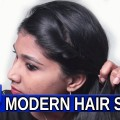 5-...-Ladies-Hair-style-step-by-step-SumanTv-women