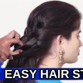 5-How-To-Make-Easy-Updo-Hairstyle-Step-by-Step-SumanTv-Women