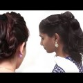 5-Quick-Everyday-Hairstyles-for-long-hair-hairstyles-for-medium-hair-Hairstyle-compilation-2018
