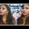 5-minute-easy-wedding-guest-hair-style-in-hindiwedding-guest-hair-styletrendystlyelooks