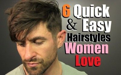 6-Quick-Easy-Mens-Hairstyles-Women-LOVE-SimpleSexy-Hairstyles