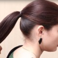 Beautiful-Ponytail-Hairstyles-for-Functions-or-Wedding-Simple-ponytail-Hairstyle-for-Long-Hair