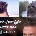 Best-Hairstyles-for-Indian-men-2018-3-Summer-Hairstyle-Tutorial-in-Hindi-Easy-Hairstyles-for-Men
