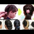 Big-braided-messy-bun-tutorial-For-Long-Hair-Latest-Hairstyle-And-2018-Hairstyles-...