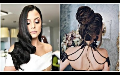 CHIC-ELEGANT-HAIRSTYLE-2018-UPDO-HAIRSTYLE-COMPILATION