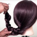 DIY-Hairstyles-Tutorial-Compilation-2018-Quick-Office-Hairstyles-Heatless-Hairstyles
