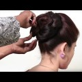 Easy-Beautiful-Twist-Bun-Latest-Party-Hairstyles-For-Stylish-Girls-Step-by-Step-Tutorial-2018